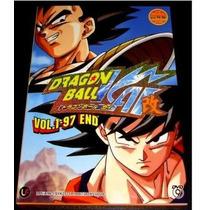 Dvd Dragon Ball Kai - Serie Completa