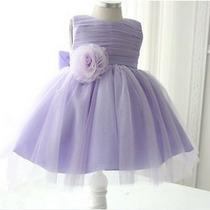 Vestido De Nena Para Cualquier Ocacion