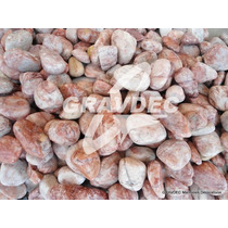 25kg Piedras Decorativas De Mármol Rosa Ideal Para Decorar