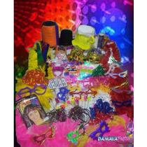 Kit Festa Infantil 50 Pessoas C/adereços P/ Criança+brindes