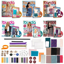Coleção Kit Burda [va10740]