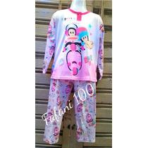 Pijamas Para Niños Y Niñas Paul Frank, Minnie, Mickey Y Mas