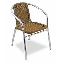 Cadeira De Alumínio Ibizza, Jardim, Exterior, Decoração