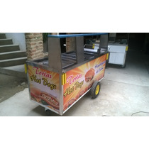 Carro Para Hot Dogs Jumbo