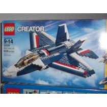 Lego Creator Avion 3 En 1 Modelo 31039