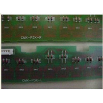 2 Reguas P/ Teclado Yamaha Psr-2100 Reforçada Promoção