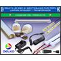 Regleta Lámpara Led 5050 12v 50cms, Fuente Y Apagador
