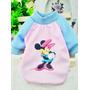 Suéter Perrito Perrita Diseños Disney Minnie Y Michey
