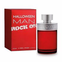 Halloween Man In Rock 125 Ml De J Del Pozo