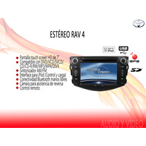 El Buen Fin Stereo Tipo Original Toyota Rav 4 2012 Dvd Gps