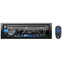 Rádio Jvc Kd-x320bt Tela Retrátil - Bluetooth Auxiliar Usb