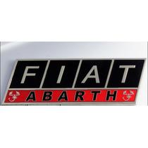 Emblema Logo Abarth Fiat 500 Uno Palio Linea Punto T Jet !!!