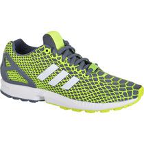 Zapatillas Running Hombre Adidas Techfit Torsion Talle 41,5