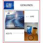 Filtro D Aire Y Aceite Orlando/cruze Originales
