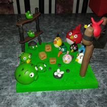 Adorno Para Torta De Angry Birds