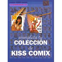 Completa Tu Coleccion Kiss Comix Xxx Adultos $5.00 C/u.rm4