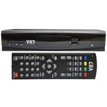 Conversor Digital - Vii7 - Hdtv 3d Uhf Dtvb003 Tv Digital