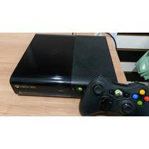 Xbox 360 Super Slim Usado Hdmi 15 Jogos Garantia
