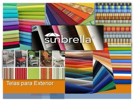Telas sunbrella para tapiceria y cojines de exterior en mercado libre - Telas para tapiceria precios ...