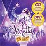 Cd+dvd Violetta En Vivo Open Music
