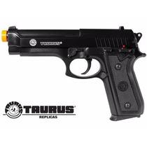 Pistola Taurus Soft Air 6mm, Replica Berettta 92fs