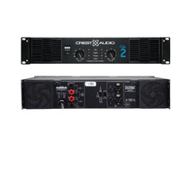 Crest Audio Ca2 Amplificador 500w Ca-2