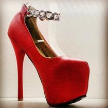 Zapatos Stilettos Importados Sol Baigorria