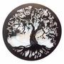 Quadro Arvore Mandala Figura Arvore Da Vida - Mav57