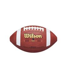 Balon Wilson En Piel Mod Tdy Futbol Americano