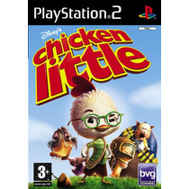 Disney Chicken Little Ps2 *