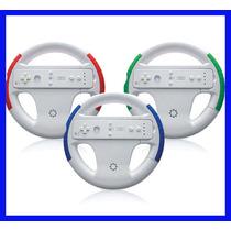 Volante Wii Mario Kart Wii Whell Varias Cores Wii U
