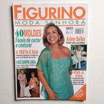 Revista Figurino Moda Senhora Arlete Salles N°03