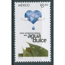 Sc 2343 Año 2003 Año Internacional Del Agua Dulce