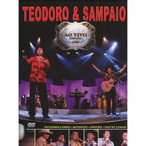Teodoro E Sampaio - Convida (musicpack) - Dvd - Frete Grátis