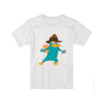 Remera Niño Phineas And Ferb Perry El Ornitorrinco