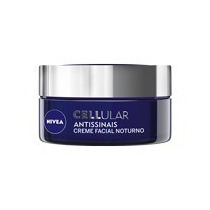 Creme Nivea Facial Antissinais Cellular Noturno 52 Gr