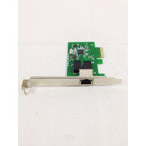 Pci-e 10/100/1000mbps Gigabit Ethernet Lan Card Win 7 64-bit