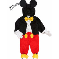 Traje De Mickey Mouse Tuxedo Disney 4t-5t ( 4-5 Niños )