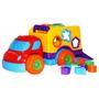Caminhão Didático Robustus Baby - Diver Toys
