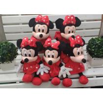 Kit Minnie Vermelha C/ 5 Unidades
