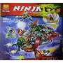 (marca Alternativa Bela) Super Avion Giratoria (ninjago)