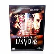 Adios A Las Vegas (1995) Dvd Nicholas Cage, Elisabeth Shue