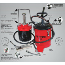 Inyector De Grasa 10 Kg Urrea Bomba Grasera Oferta
