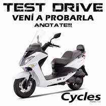 Scooter Sym Joyride 200i Evo Inyección!!cyclesmotoshop