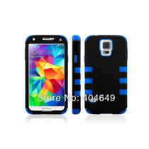Funda Uso Rudo Galaxy S5 Hybrid 2 En 1 A Un Super Precio!!!