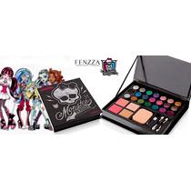 Kit De Maquiagem Monster High Drop Dead Gorgeous - Fenzza
