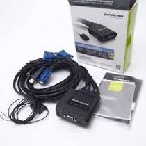 Iogear Switch Kvm 4 Puertos Usb (gcs24u)