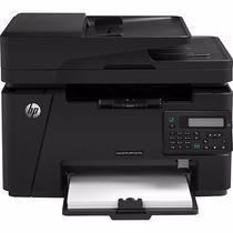 Impressora Hp Pro M127fn Multifuncional 110v
