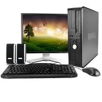 Computadora Dell Optiplex 745 500gb Disco Duro Monitor 19