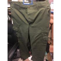 Pantalon Tactico Bdu Propper Medium- Long Verde